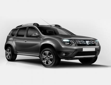 Dacia Duster - Album 1 - Jeep