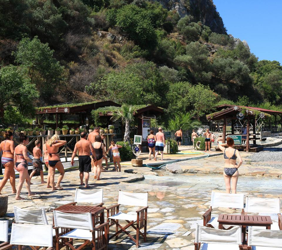 Dalyan, Mud Bath and Iztuzu Beach Tour - Album 2019 -1 - Culture Tours