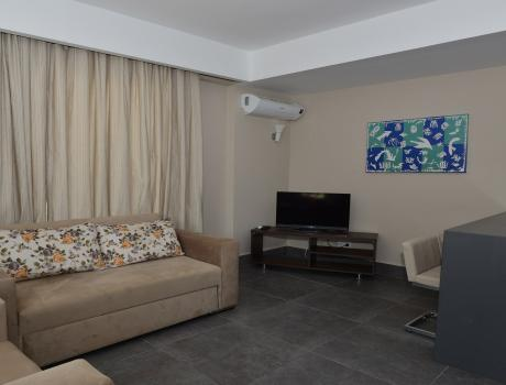 Nadia Apart (2 + 2 Persons) - Living Room - Luxury Villa
