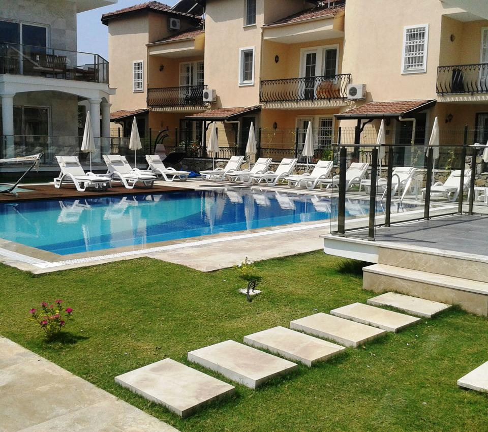 Nadia Apart (2 + 2 Persons) - Pool - Luxury Villa