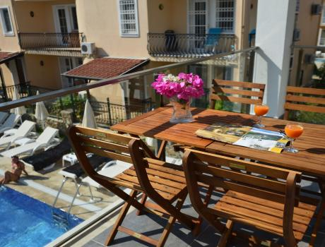 Nadia Apart (6 + 2 Persons) - Pool - Luxury Villa