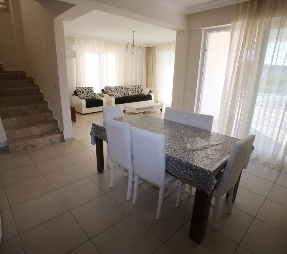 Tulip Villa (8+2 Persons) - Living Room - Luxury Villa