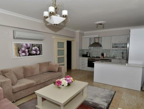 Gardenia Villa - Living Room - Luxury Villa
