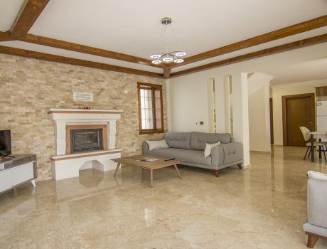 Lilia Villas - Living Room - Luxury Villa