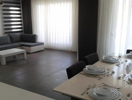Alex Villa (6 + 2 Persons) - Living Room - Luxury Villa