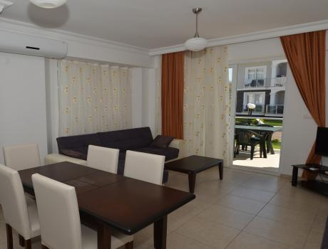 Legend Apart (2 + 2 Persons) - Living Room - Luxury Villa
