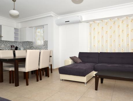 Legend Apart (4 + 2 Persons) - Living Room - Luxury Villa