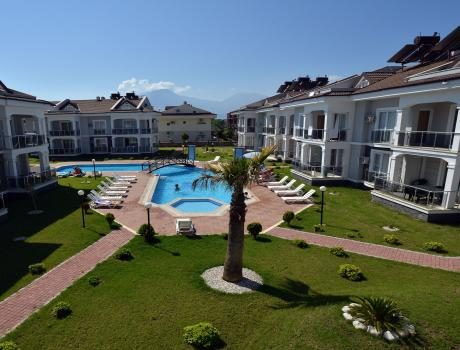 Legend Apart (6 + 2 Persons) - Garden - Luxury Villa