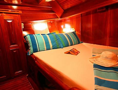 Blue Cruise - Rooms - Gulet