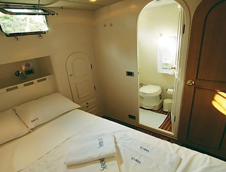 Serenity 70 - Rooms - Motor Sailer