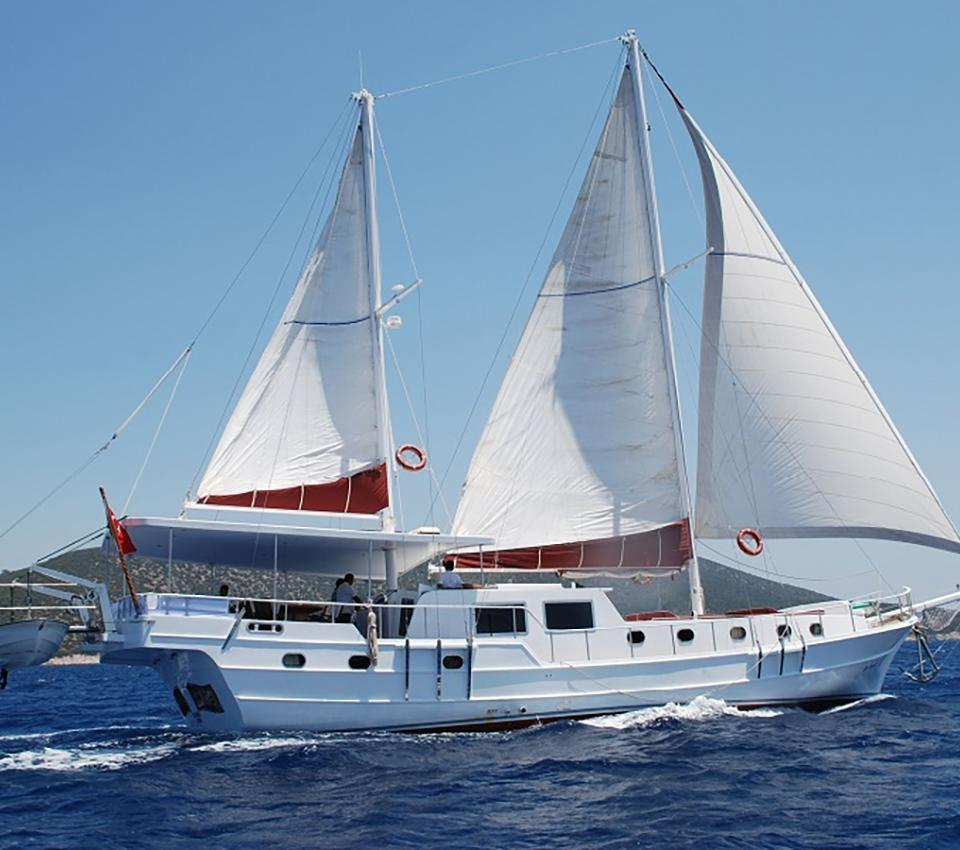 Blue Diamond - Genel - Motor Sailer