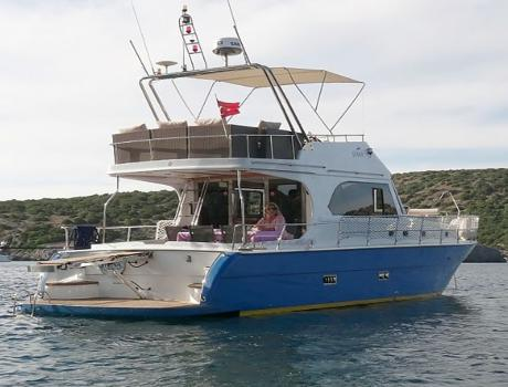 MY Syana - General - Motoryacht