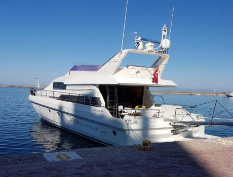 My Sazan - General - Motoryacht