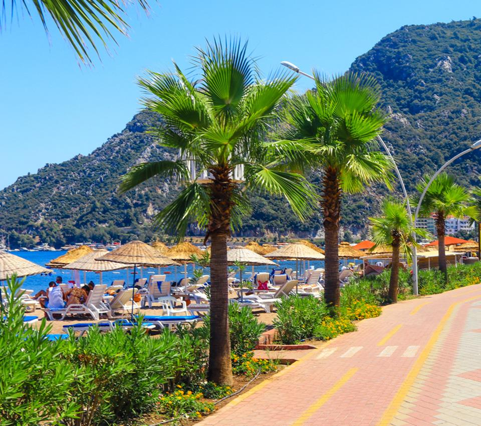 Icmeler Beach, Marmaris - Album 1
