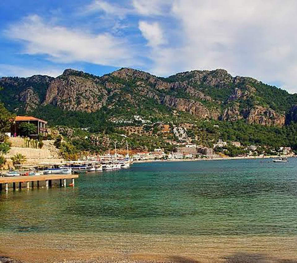 Turunc Beach, Marmaris - Bay - Album 1